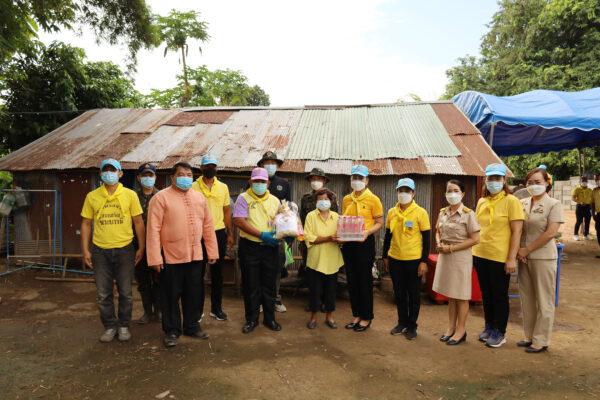 โครงการปรับสภาพแวดล้อมและที่อยู่อาศัยสำหรับคนพิการ ผู้สูงอายุ ผู้ป่วย ที่อยู่ในภาวะกึ่งเฉียบพลันและผู้ที่มีภาวะพึ่งพิง ณ บ้านต้นแหลง หมู่ที่ 2 ตำบลไชยวัฒนา อำเภอปัว จังหวัดน่าน